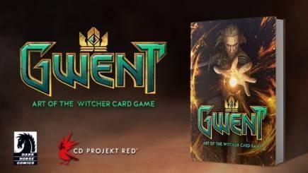 Kniha Zaklínač - Gwent: Výtvarné umění zaklínačské karetní hry