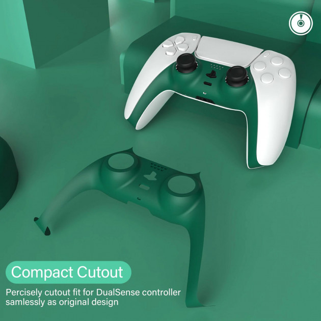 Kryt na DualSense - zelený
