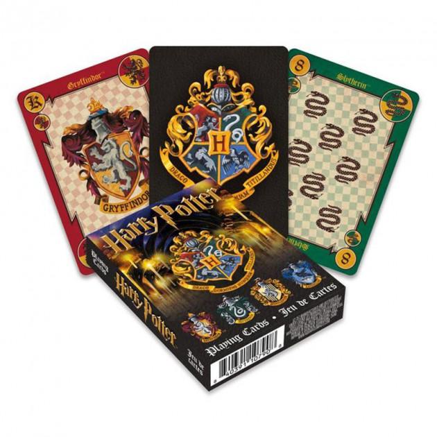 Hrací karty Harry Potter - Crest