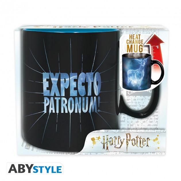 Hrnek Harry Potter - Patronus (měnící se)