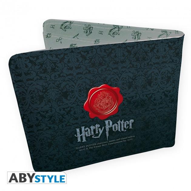 Peněženka Harry Potter - Hogwarts Vinyl
