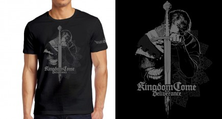 Tričko Kingdom Come: Deliverance - Henry (velikost XL)