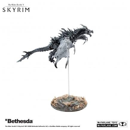 Figurka Skyrim - Drak Alduin (23 cm)