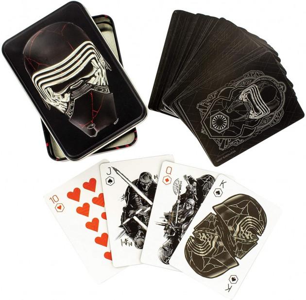 Herní karty Star Wars - Kylo Ren