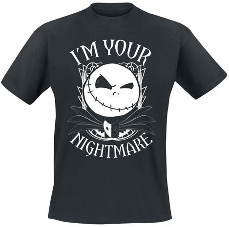 Tričko The Nightmare Before Christmas - Im Your Nightmare (velikost XL)