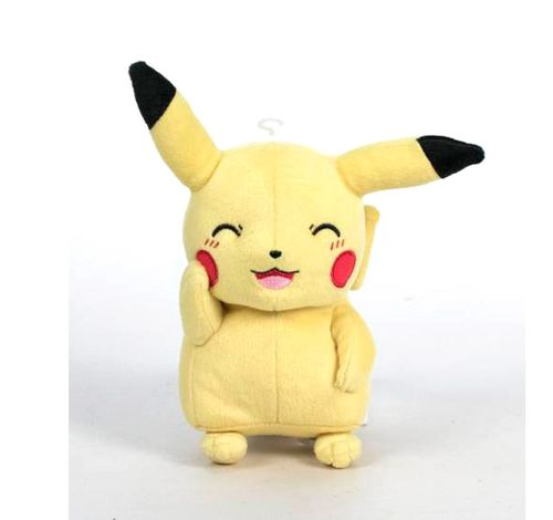 Plyšák Pokémon - Pikachu Shy (18 cm)