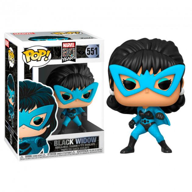 Figurka Marvel - Black Widow (Funko POP! Marvel 80th First Appearance Marvel 551)