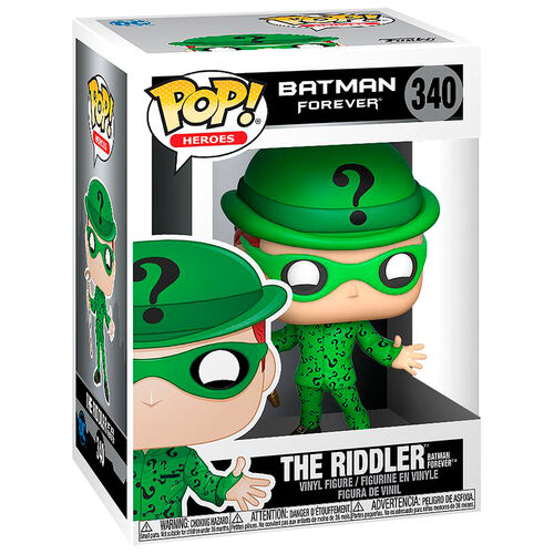 Figurka DC Comic - Riddler (Funko POP! DC 340)
