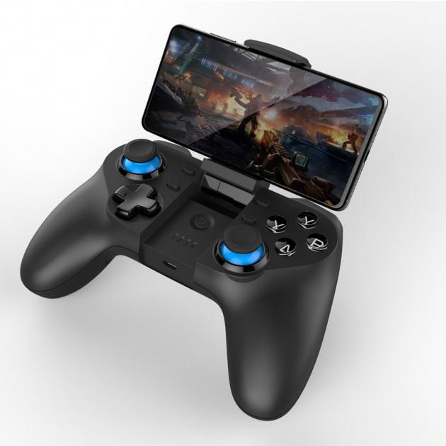 Bezdrátový ovladač iPega - Demon Z s držákem na telefon (iOS/Android/PC)