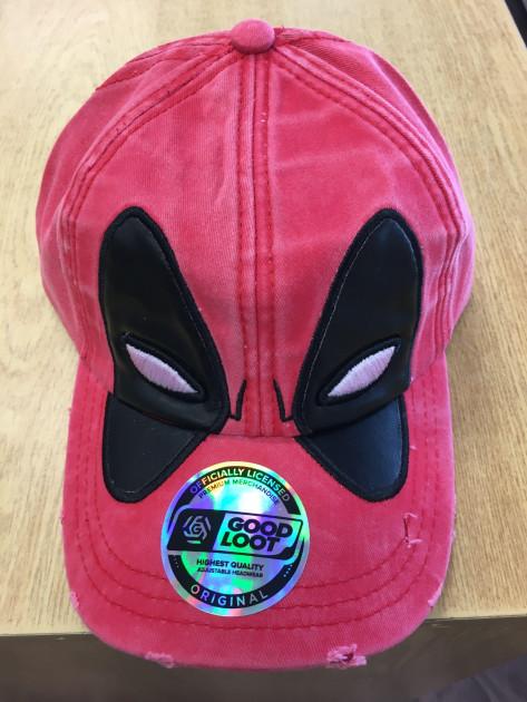KÅ¡iltovka Deadpool - Baseball Hat