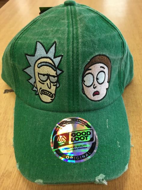 KÅ¡iltovka Rick and Morty - Baseball Hat