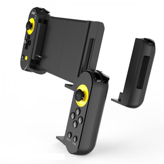 Bezdrátový ovladač iPega - Dual Thorne s držákem na telefon (iOS/Android/PC)