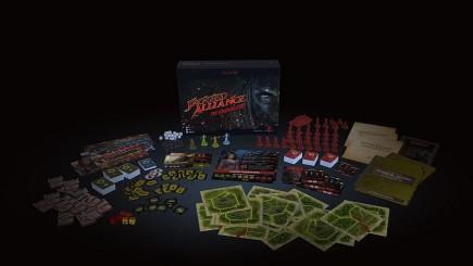 Desková hra Jagged Alliance