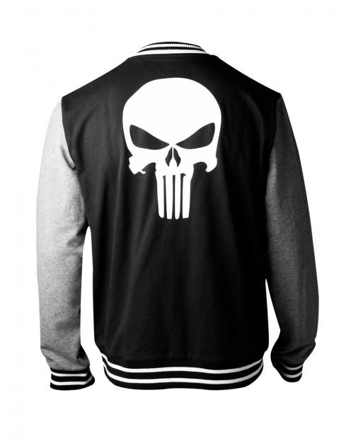 Mikina Marvel - The Punisher (velikost XXL)
