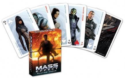Herní karty Mass Effect