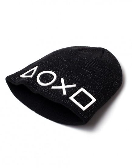 Čepice Playstation - Reflective Symbols