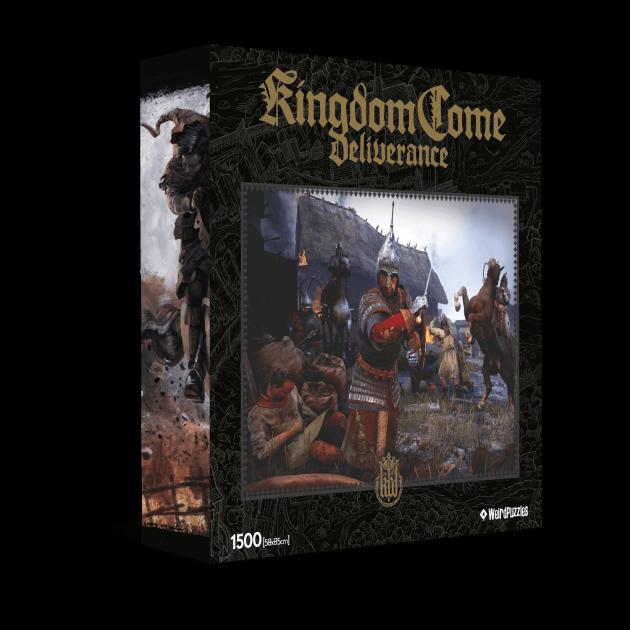 Puzzle Kingdom Come: Deliverance 1 - Drancování vesnice