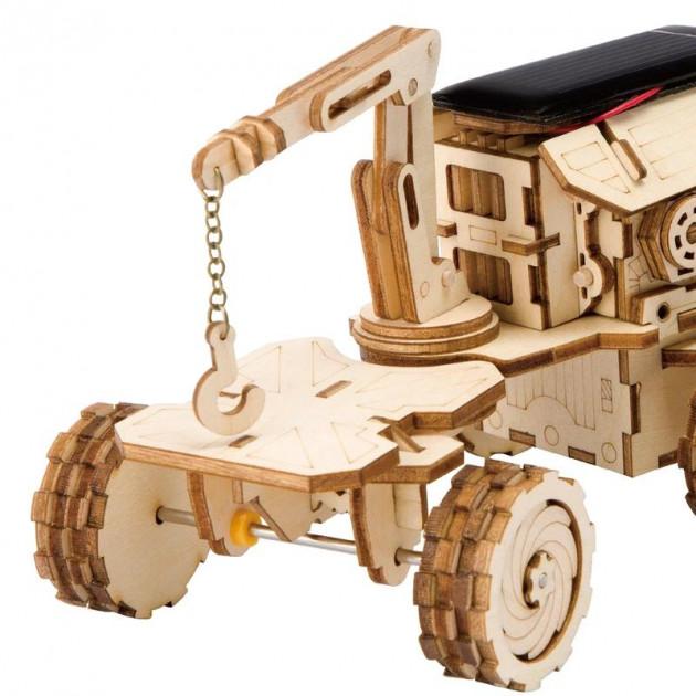 Navitas Rover LS504 Space Rover Solar Energy Cart Toys