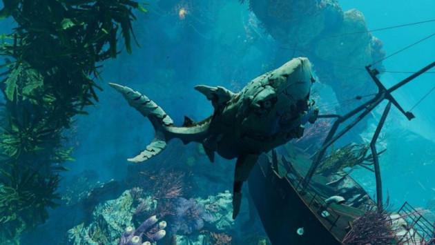 žraločí rpg