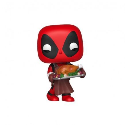 Figurka Marvel - Deadpool Holiday (Funko POP! Marvel 534)