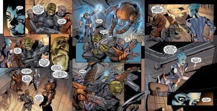 Komiks Mass Effect: Redemption (Vol.1)