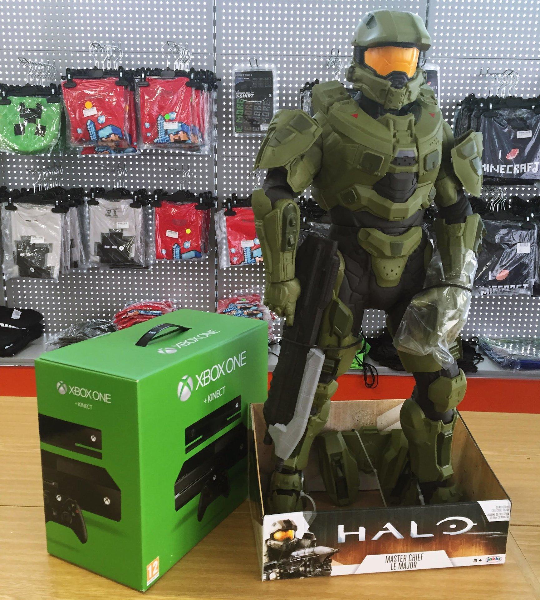 Figurka Halo Master Chief Giant Size Xzone Cz Jdeme