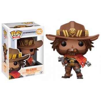 Figurka Overwatch - McCree (Funko POP! Games 182)