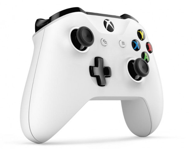 Xbox One S ovladač - Bílý