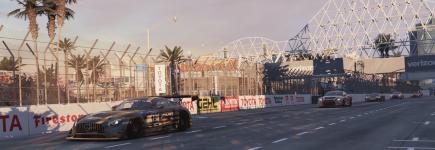 závodní hra cars