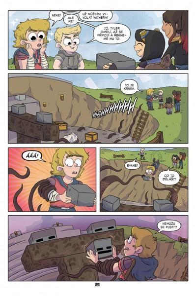 časopis minecraft