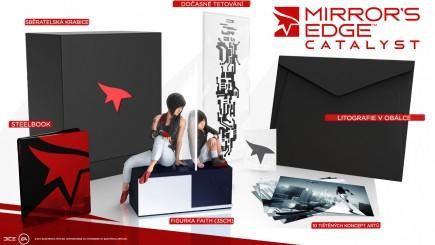 Mirrors Edge: Catalyst - Collectors Edition