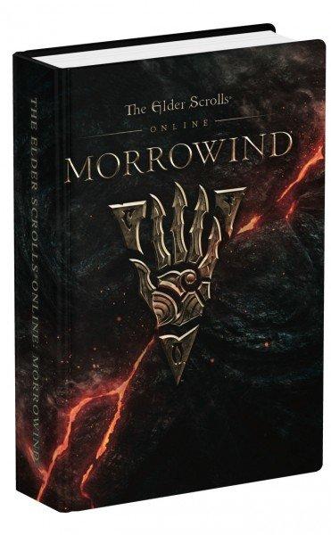 Oficiální průvodce The Elder Scrolls Online: Morrowind - Collectors Edition