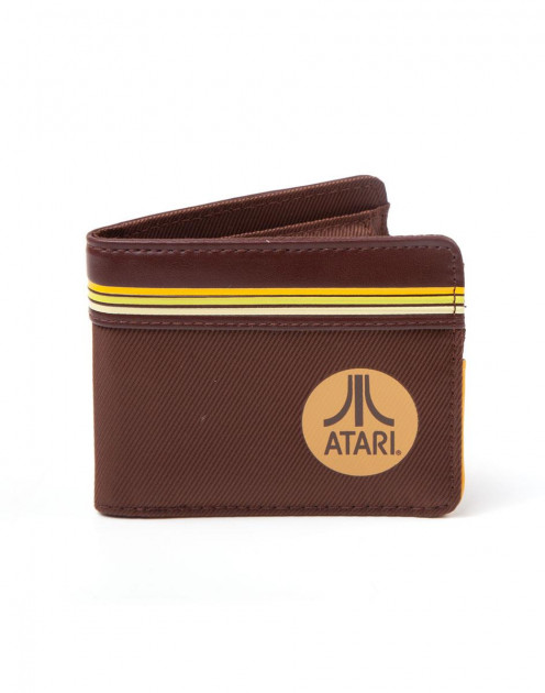 Peněženka Atari - Brown Arcade Life