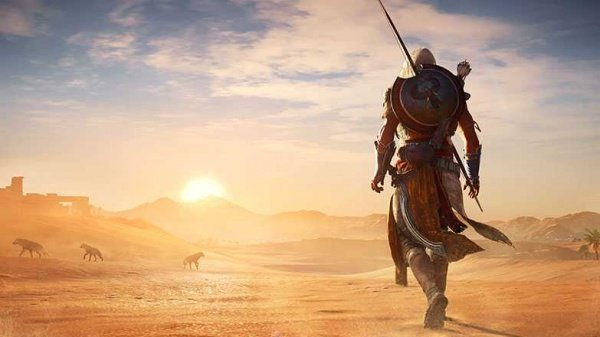 Assassins Creed 7 Origins