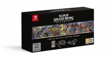 Super Smash Bros: Ultimate - Limited Edition (SWITCH)