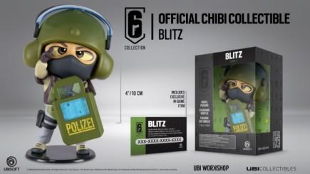 Figurka Rainbow Six: Siege - Blitz
