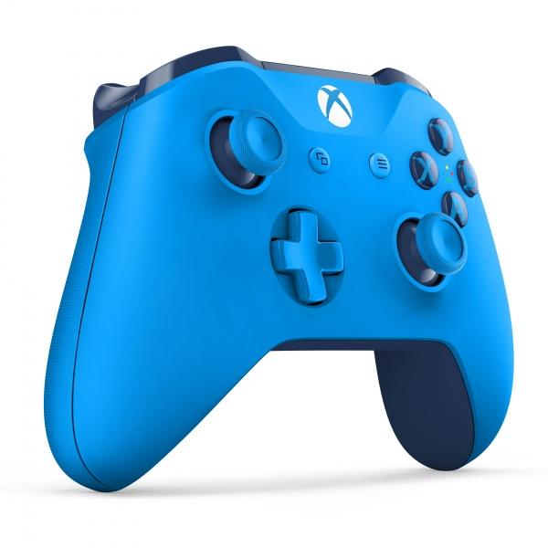 Xbox One S ovladač - Modrý (Vortex)
