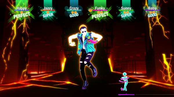 taneční hra