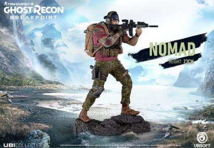 Figurka Tom Clancy's Ghost Recon: Breakpoint - Nomad
