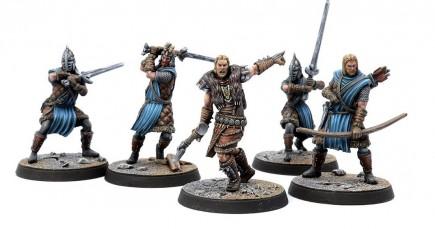 Desková hra The Elder Scrolls: Call To Arms The Stormcloak Faction (rozšíření)