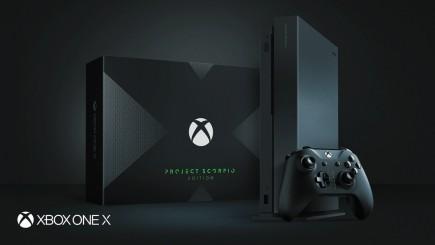 Konzole Xbox One X 1TB - Scorpio Edition (XONE)