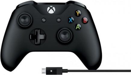 Xbox One S ovladač + USB kabel