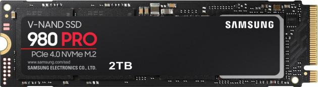 SSD disk pro konzoli PlayStation 5 - Samsung SSD 980 PRO 2TB + chladič
