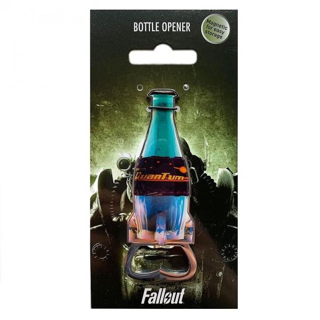 Otvírák Fallout - Nuka-Cola Quantum (s magnetem)