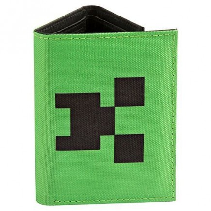 Peněženka Minecraft - Pocket Creeper