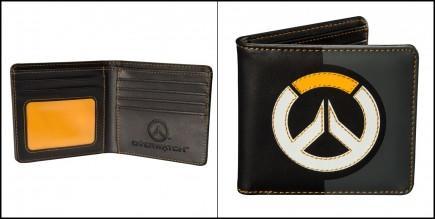 Peněženka Overwatch - Logo (Jinx)