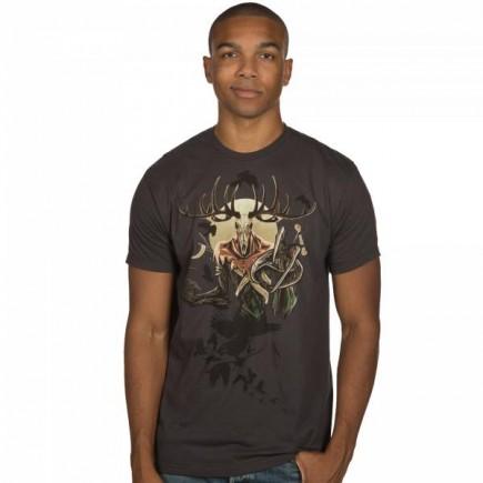 Tričko Zaklínač 3 - Lešij (americká vel. S / evropská M)