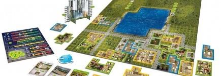 Desková hra Cities Skylines - The Board Game