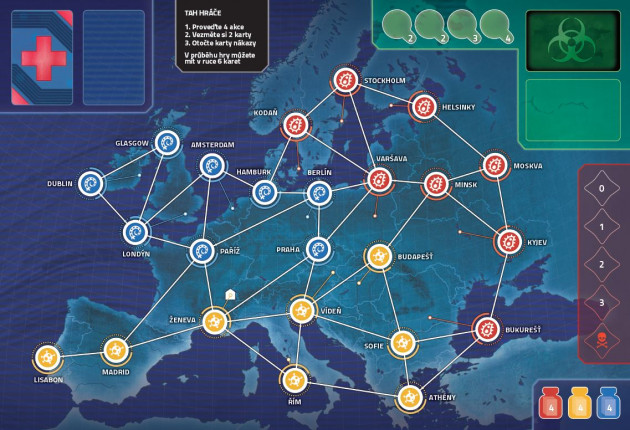 pandemic evropa