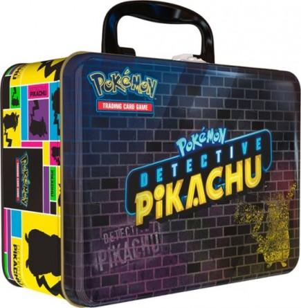 Karetní hra Pokémon Trading Card Game - Detective Pikachu - Collector Chest